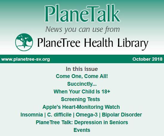 PlaneTalk Newsletter October 2018