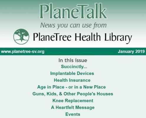 PlaneTalk Newsletter January 2019
