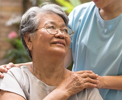 Planetree has Later Life Guides to help caregivers